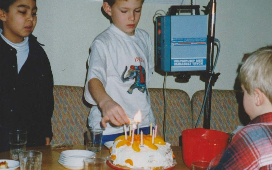 8th birthday and chemotherapy