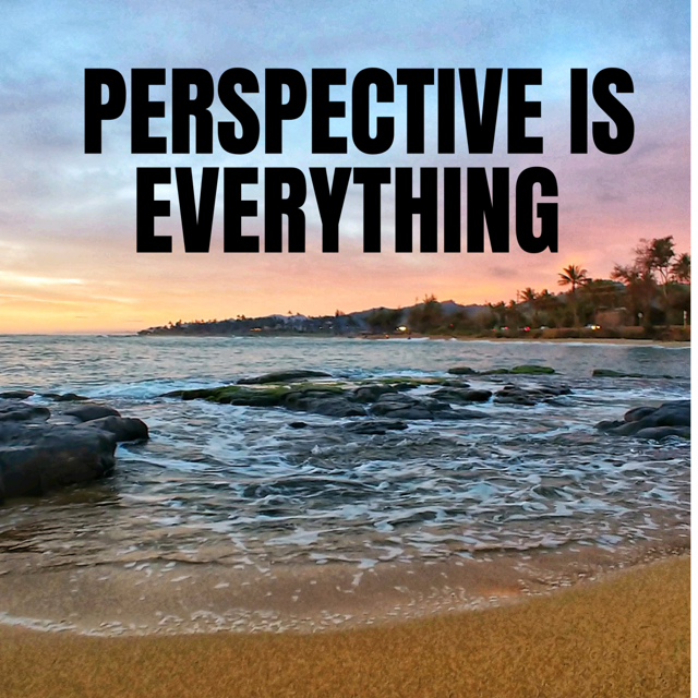 Perspective is Everything