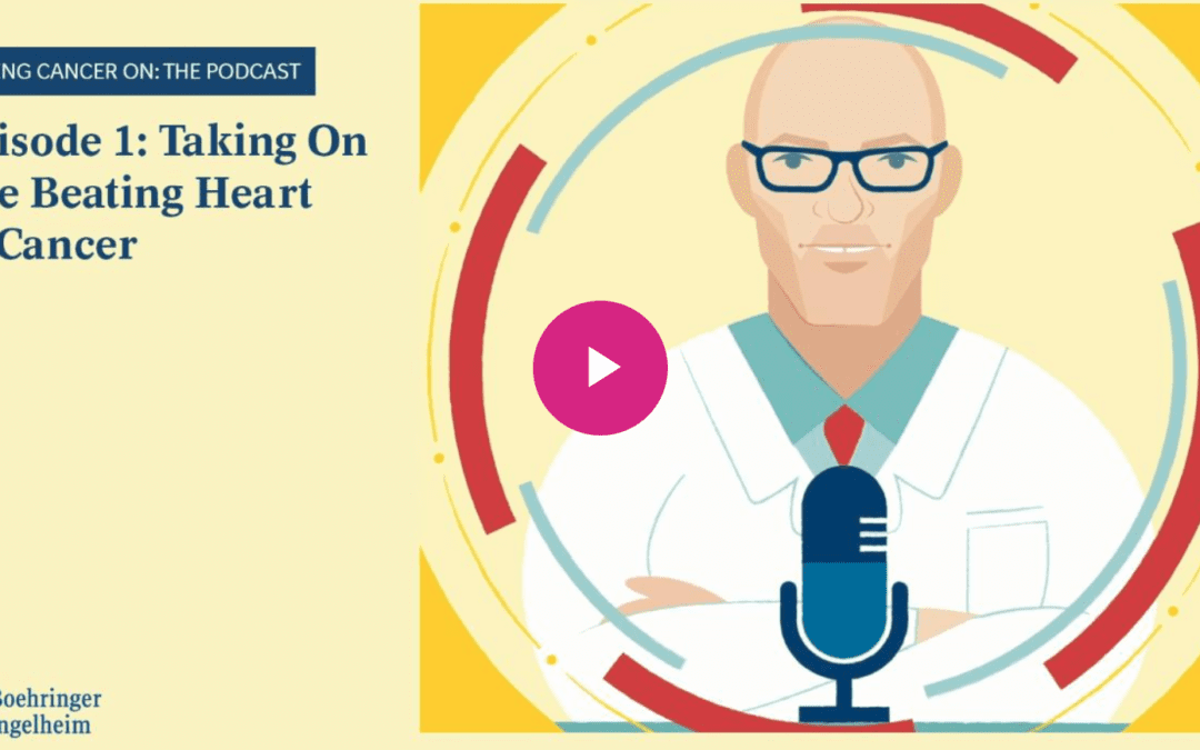 Just released: Taking Cancer On – the podcast